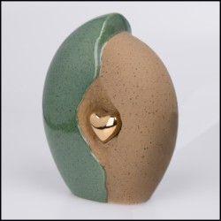 Urna kamienna serce P31-43