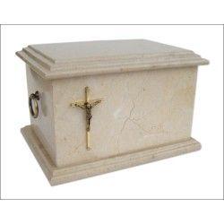 Urna ceramiczna szara