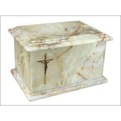 Urna ceramiczna - biała